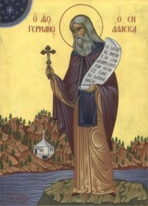 Icon of St. Herman