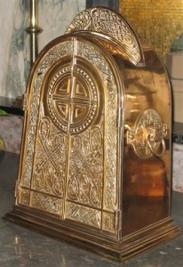 reliquary of St. Bridget of Kildare