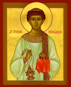 Icon Stephen the Protomartyr