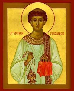 Icon Stephen the Protomartyr