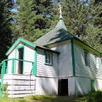 St. Herman Chapel on Spruce Island