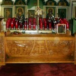 St. Herman reliquary