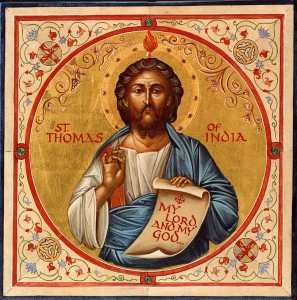 Icon - St_Thomas the Apostle - India