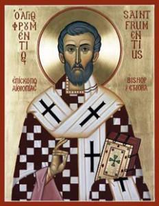 Icon - St. Frumentius