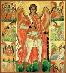 Icon - St. Michael the Archangel