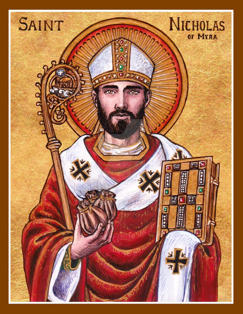 Icons of St. Nicholas the Wonderworker. What helps the icon of St. Nicholas 26