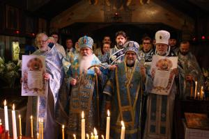 75th Anniversary of the Church of Our Lady Of Kazan
