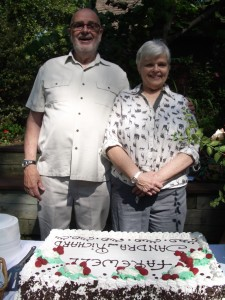 Sandra & Richard Vaux Farewell