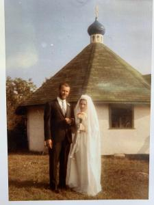 Happy 50th Anniversary Fr. Leonid and Mimi